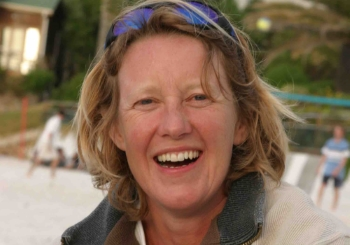 Fiona McIntosh<br>Editor of Nightjar Travel